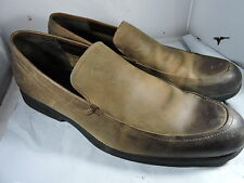 Men's Cole Haan Lunar Toledo Venetian C08744 Brown Leather Size 11M Loafers