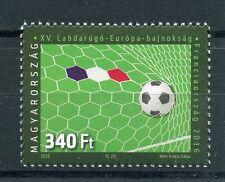 Hungary 2016 MNH Euro 2016 Football Championship 1v Set Soccer Sports Stamps