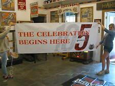 HUGE 2008 Harley-Davidson Banner poster sign 105th Anniversary Celebration #5377