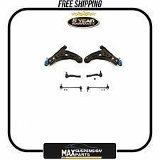 Lower Control Arms & Up & Low Ball Joints Tie Rods Links $5 YEARS WARRANTY$