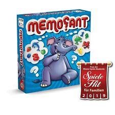PIATNIK 661273 - Kinderspiel - Memofant