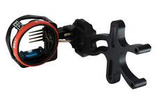 B3 Archery Exact Hunter 4-Pin RH Sight .019 Fiber