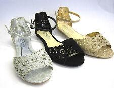 Standard (D) Spot On Slim Sandals & Beach Shoes for Women
