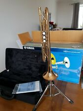 Trumpet yamaha ytr 4335g II With Accessories