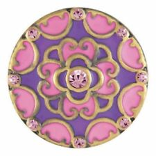 Buy 4, Get 5Th $6.95 Snap Free Ginger Snaps™ Blossom - Pink/Purple Sn08-91