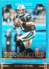 2016 CAM NEWTON 🔥DECORATED🔥 ((OFFENSIVE ROY)) Panini Football #18 - Panthers
