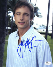 (SSG) JAY KENNETH JOHNSON Signed 8X10 Color Photo with a JSA (James Spence) COA