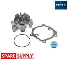 WATER PUMP FOR NISSAN OPEL RENAULT MEYLE 613 600 0003