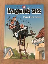 L'AGENT 212 T29 L'AGENT TOUS RISQUES DEDIC