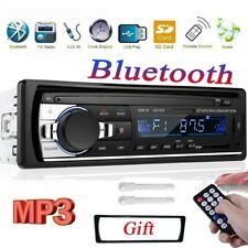 Car Stereo Radio 1Din USB SD Bluetooth FM MP3 Player REMOTE CONTROL Aux-in