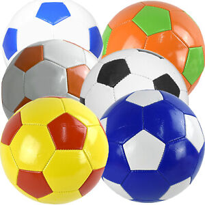 Football Size 5 Soccer Ball Traditional PU Leather
