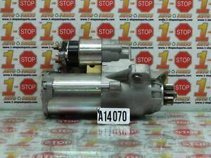 2011-2019 FORD EXPLORER 3.7L ENGINE STARTER MOTOR HD9T-11000-BA OEM