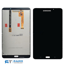 "Genuine Samsung Galaxy Tab a 7"" SM-T285 Digitalizzatore Touch Screen Display LCD Parte"