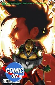 MISTER MIRACLE SOURCE OF FREEDOM #3 (2021) 1ST PRINTING VARIANT COVER DC