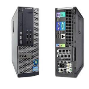 Dell OptiPlex 990 SFF Intel Core i5,Core i7 ,16GB Ram,120GB SSD With Win 10
