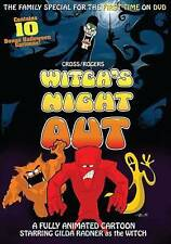 WITCH'S NIGHT OUT FACTORY SEALED DVD! FREE 1ST CLASS SHIPPING! GREAT GIFT IDEA!!
