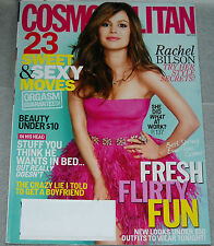Cosmopolitan Magazine May 2013 Rachel Bilson