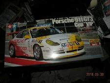 TAMIYA R/C 1/10 PORSCHE 911 GT3 TL-01 CHASSIS #58283 KIT STICKER DAMAGED