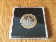 2016 £1 TRIAL PIECE COIN. NEW ONE POUND. (NOT 2015) MULE VERY VERY RARE