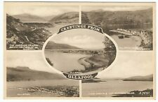 Ullapool Multiview Postcard, By Valentines, #482