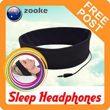 Sleep Headphones Headband Mask for Running Sleeping Relaxing Yoga Exercise