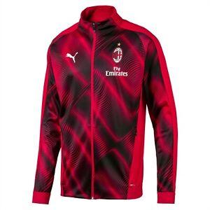 Puma AC Milan Men's Stadium Jacket 2019/2020