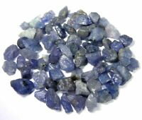 165.15Cts100%Natural Blue Tanzanite Rough Fancy cabo Lot Gemstone