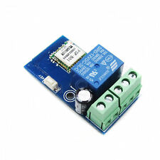 DC 12V Wireless Wifi Relay Switch Module Mobile Phone Remote Control Timer