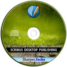 NEW Desktop Publisher Professional Publishing Print Design Software Program