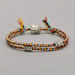Bracelet Buddhist Buddha Tibetan Bracelet Knot From Lucky - UK Seller