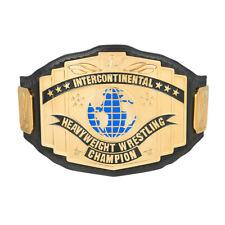 WWF Intercontinental Heavyweight Wrestling Championship Belt // Adult Size