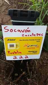 Telcel Mexico SOCAVON ZACATEPE PUEBLA SIM Card for UNLIMITED CALLS,SMS.