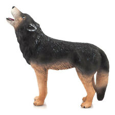 MOJO Wolf Howling Animal Figure 387245 NEW IN STOCK Toys