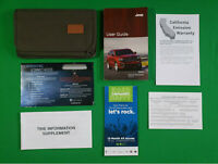 2014 JEEP GRAND CHEROKEE OWNERS MANUAL OEM KIT USER GUIDE SRT8 LIMITED LAREDO