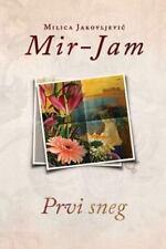 Prvi Sneg by Milica Jakovljevic Mir-Jam (2016, Paperback)