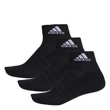 Socks adidas 3s Performance Ankle Half Cushioned 3pp Black EU 43-46-black