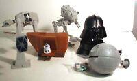 Vintage Set of 6 Star Wars KFC Pacific Rim Promo Toys- SEALED!