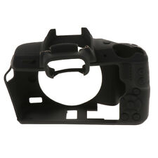 Soft Rubber Silicone Case For EOS M50 Camera Protective Body Cover Black