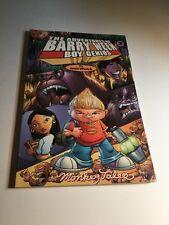 The Adventures Of Barry Ween Boy Genius Vol 3 Monkey Talks Tpb Nm Oni Press