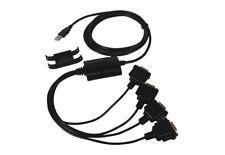 Exsys EX-1324 - USB 2.0 Zu 4x Serial Rs-232 Ports