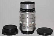 MEYER-OPTIK GÖRLITZ Objektiv Lens TRIOPLAN 2,8/100 für PRAKTINA