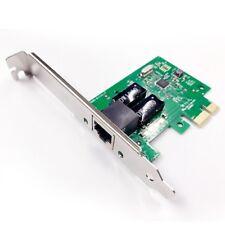 Gigabit Network Card Adapter10/100/1000Mbps PCI-E Express Ethernet LAN GbE NIC