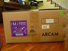 Arcam AVR-600 7.1 Ch Surround Sound AV Receiver
