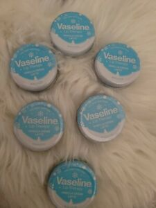 NEW Vasline Lip Therapy Vanilla Creme Latte LIMITED HOLIDAY EDITION - Pack of 6
