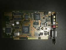 Sound Blaster AWE64 Gold rare