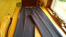 Croft & Barrow Premium Flat Front Mens Dress Pants Black 34/32 NWT! FREE SHIPPIN