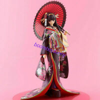 Anime Sexy Girl  Kasumigaoka Utaha kimono Ver. PVC Figure IN BOX Limited STOCK