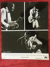 "American Hot Wax 1978 Rock and Roll 8x10"" movie photo Chuck Berry"