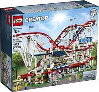 Lego Creator Roller Coaster 10261 Building Kit 4124 Pcs
