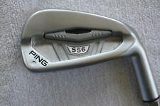 Ping S56 White Dot Single Iron 7 Iron AWT Steel Stiff Right Handed